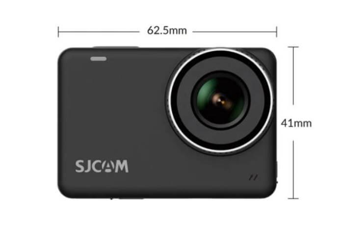 SJCAM-SJ10X-design
