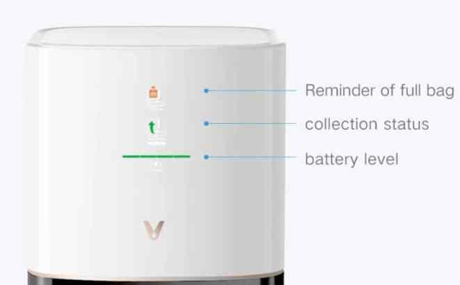 VIOMI S9 Robot Vacuum feature (2)