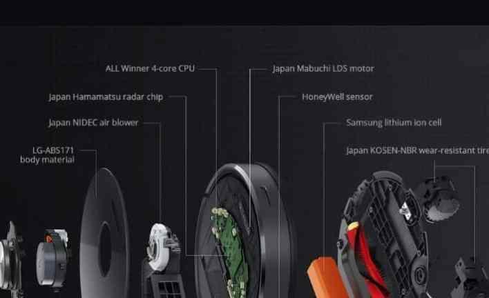 Xiaomi VIOMI V3 Vacuum