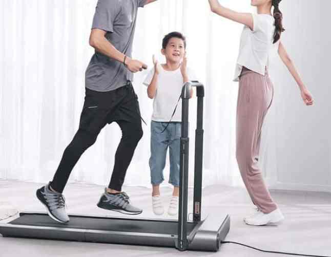 WalkingPad R1 Pro design