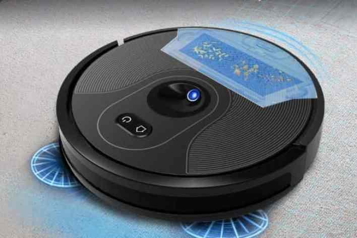 ABIR X6 Robot Vacuum performence