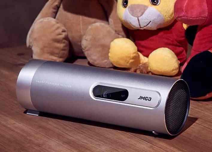 JMGO P3S Projector design