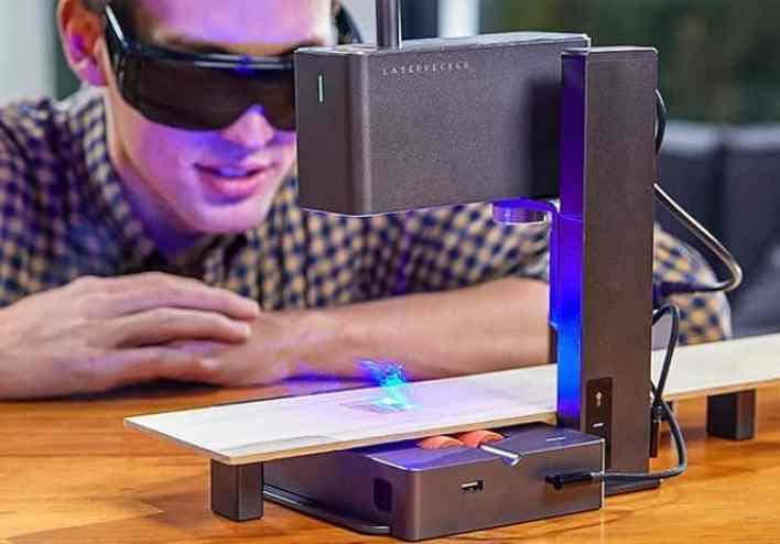 LaserPecker 2 design