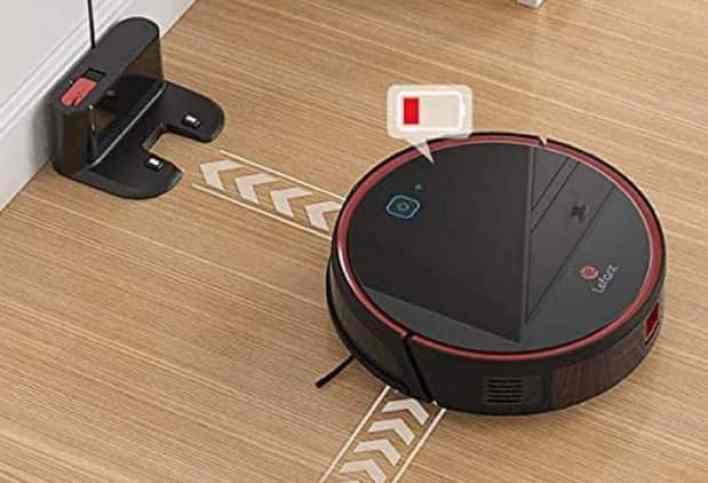 Lefant T700 Robot Vacuum feature
