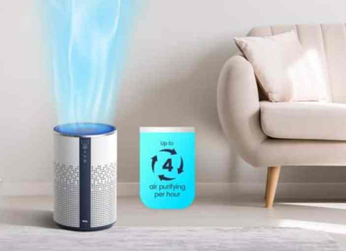 TCL Air Purifier feature