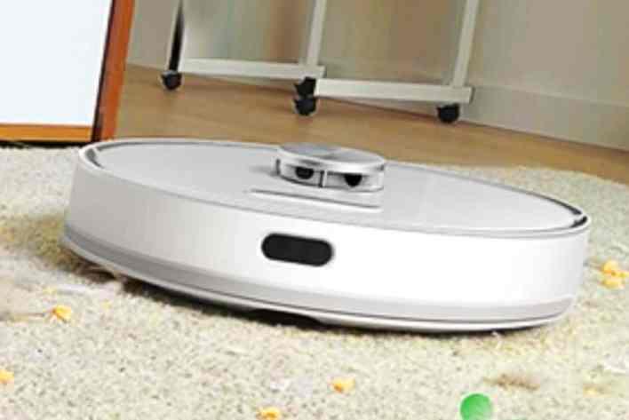 Ultenic T10 Robot Vacuum design2