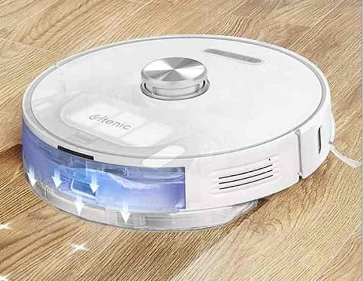 Ultenic T10 Robot Vacuum design3