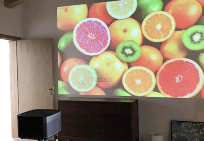XGIMI H3 Projector design