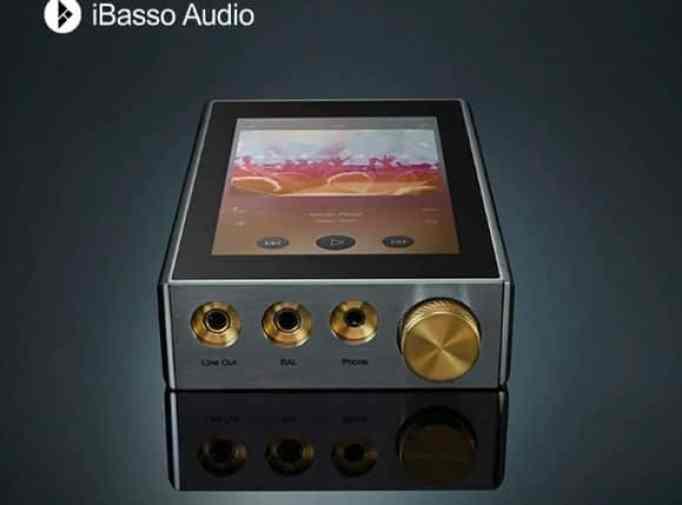 iBasso DX300 Max design