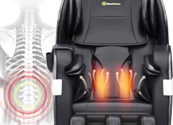 3D Massage Chair feature