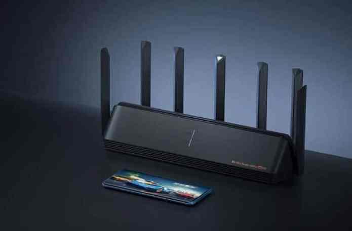 AIoT Router AX6000 design