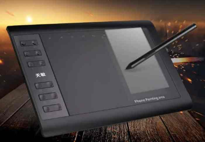G10 Graphic Drawing Tablet design