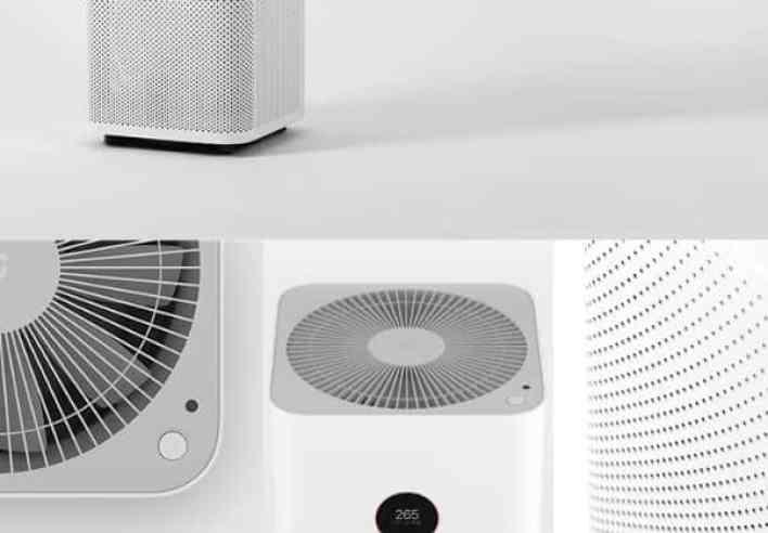 MIJia Air Purifier 4 Pro feature2