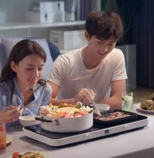 MIJIA Double Induction Cooker