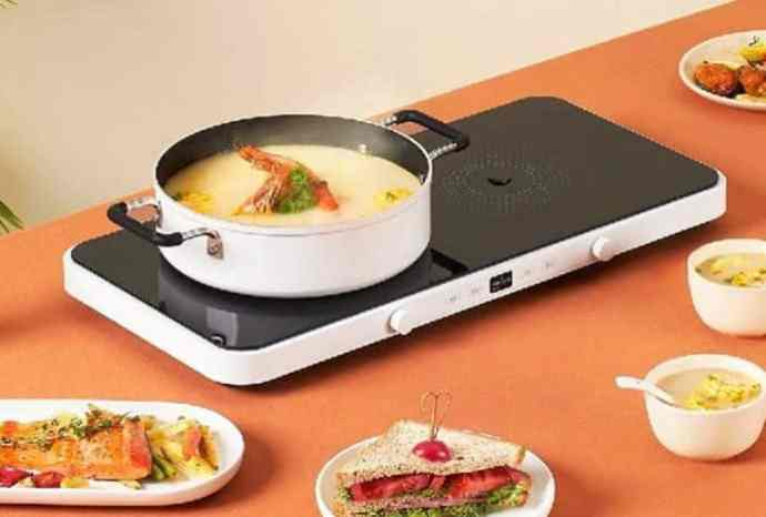 MIJIA Double Induction Cooker design2