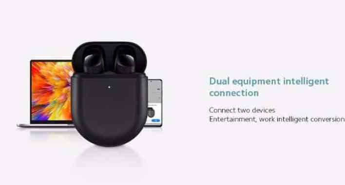 Redmi AirDots 3 Pro design