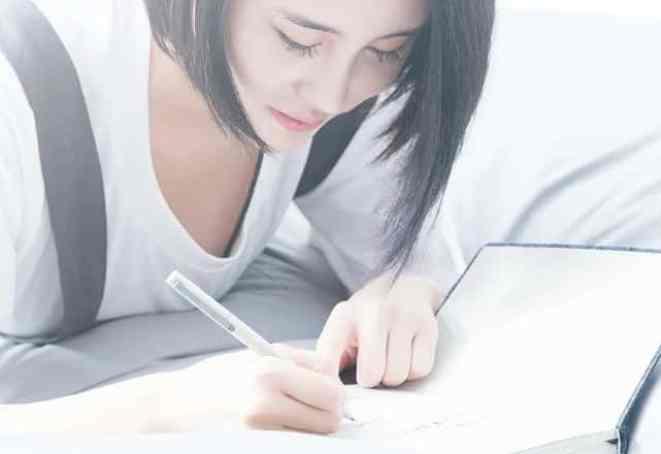 Xiaomi Gel Pen design