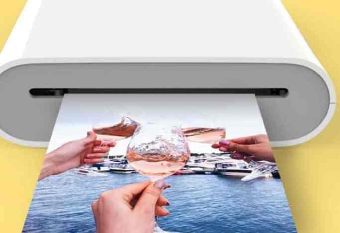 Xiaomi Mi Pocket Photo Printer feature2