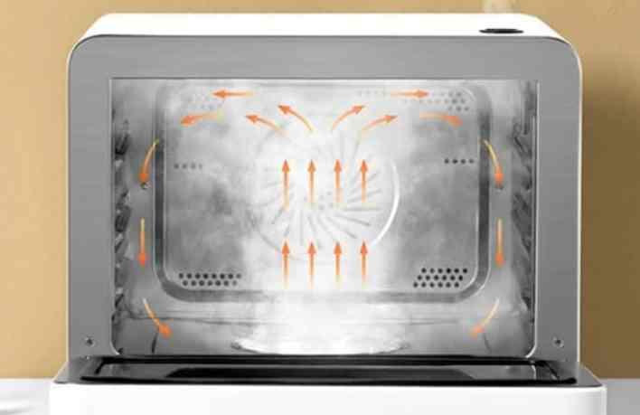 Xiaomi Mijia Smart Oven feature