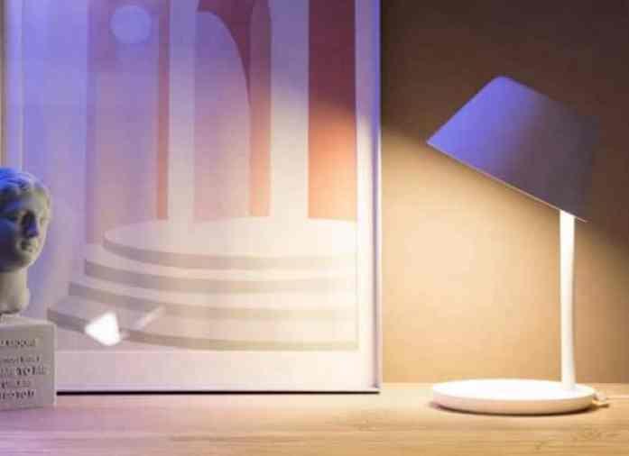 Yeelight Staria Bedside Lamp Pro design