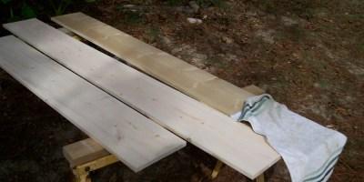 Ten Tips for Pickling Wood