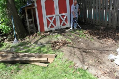 spring yard care
