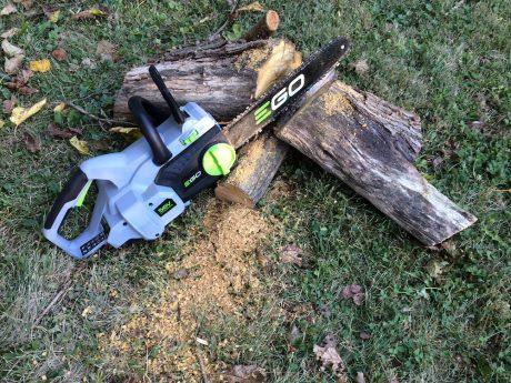 ego 56v chainsaw