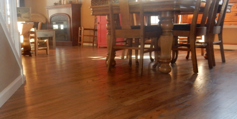 Prefinished Or Unfinished Hardwood Flooring   Thatu0027s The Question