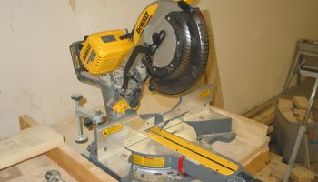 Ryobi Cordless Sliding Miter Saw Review - One Plus One Equals 36