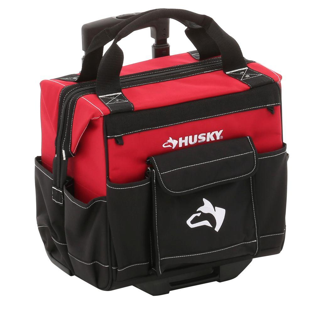 Husky Tool Bags Offer Multiple Ways To Schlep And Protect Home Fixated