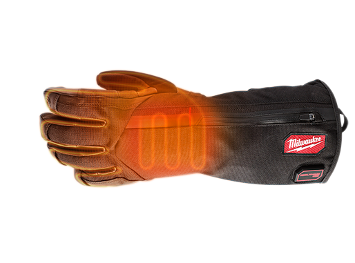 milwaukee heated gloves