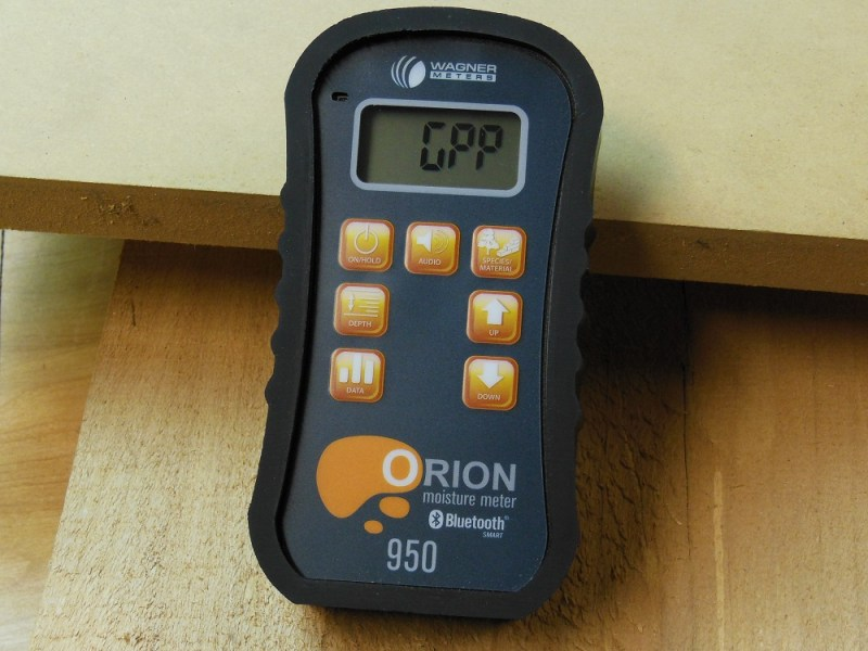Orion 950 GPP mode