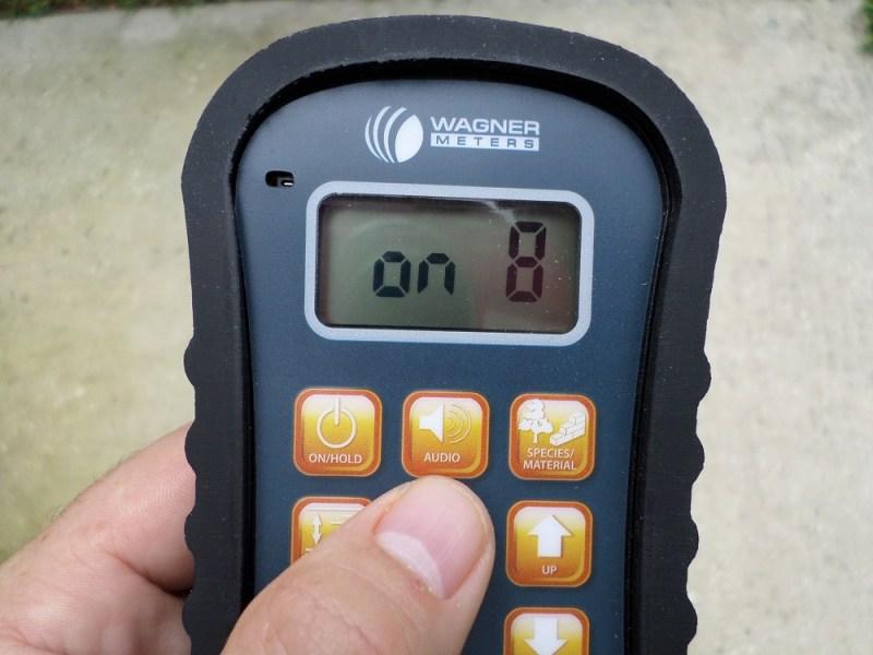 Audio alarm mode Orion 950