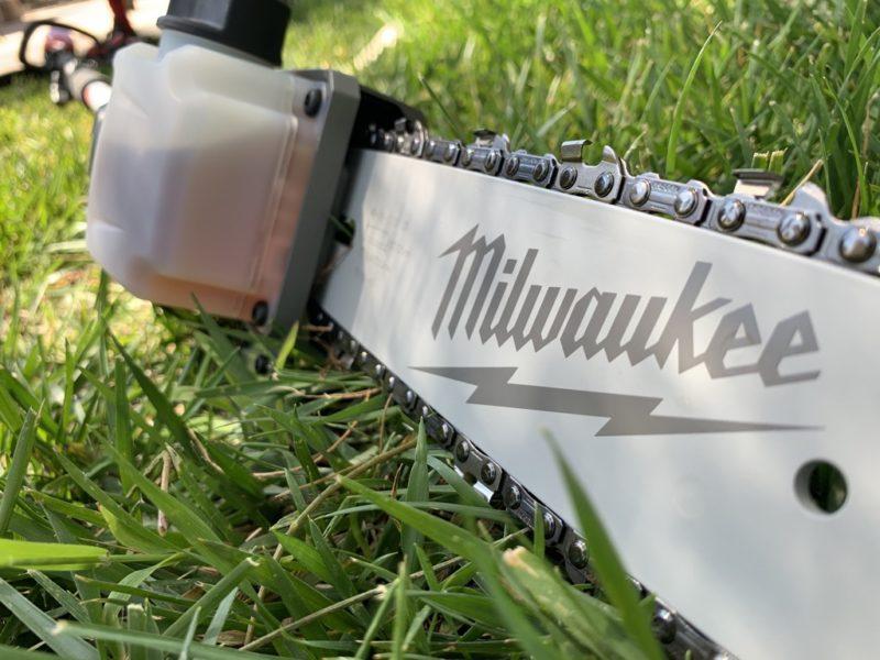 milwaukee quik-lok pole saw