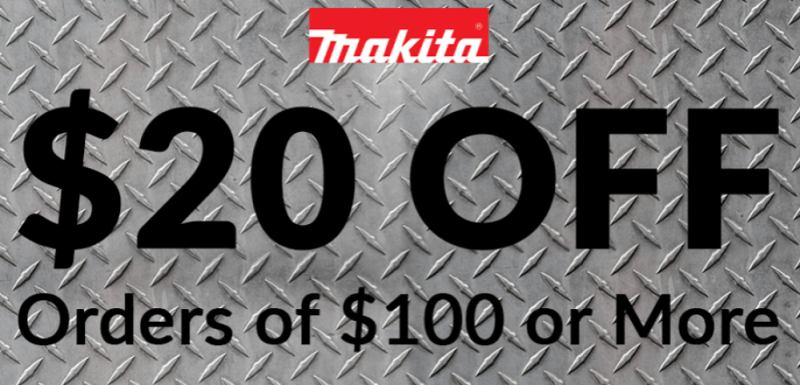$20 off $100 purchase