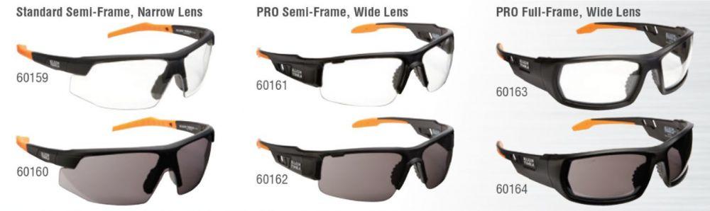 Klein Safety Glasses