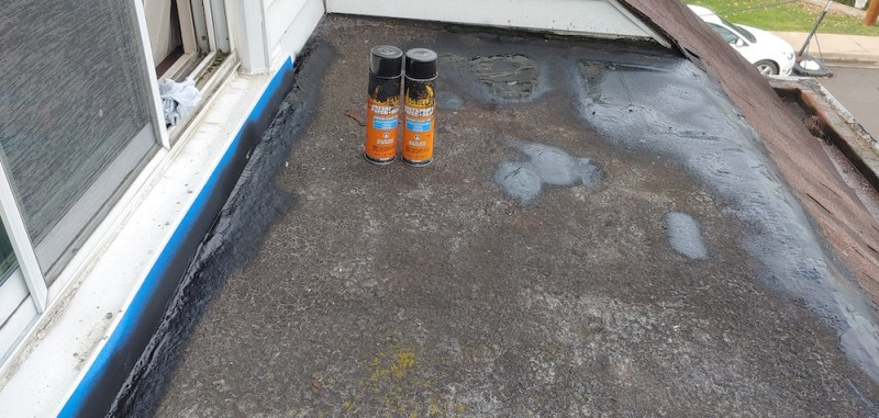 gorilla waterproof patch & seal spray