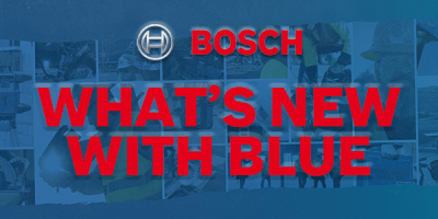 What's New With Blue – Unveiling Bosch Profactor and Much More!