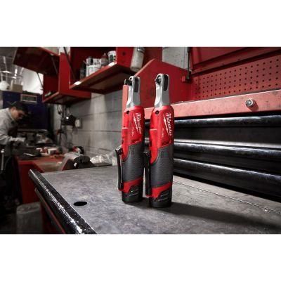 Milwaukee M12 Ratchets Maximize Your Mechanic-ing