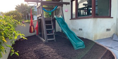 How To Install Rubber Mulch for Playgrounds – More Bounce Per Ounce