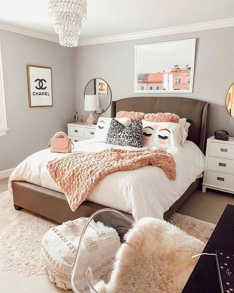 35 Stunning Bedroom Decor Ideas That Are Fun And Cute For Teen Girl
