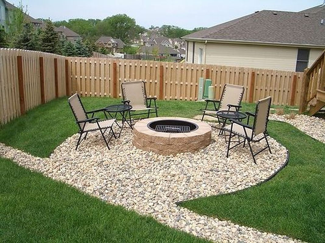 35 Super Easy DIY Fire Pit for Backyard Design - Homeflish