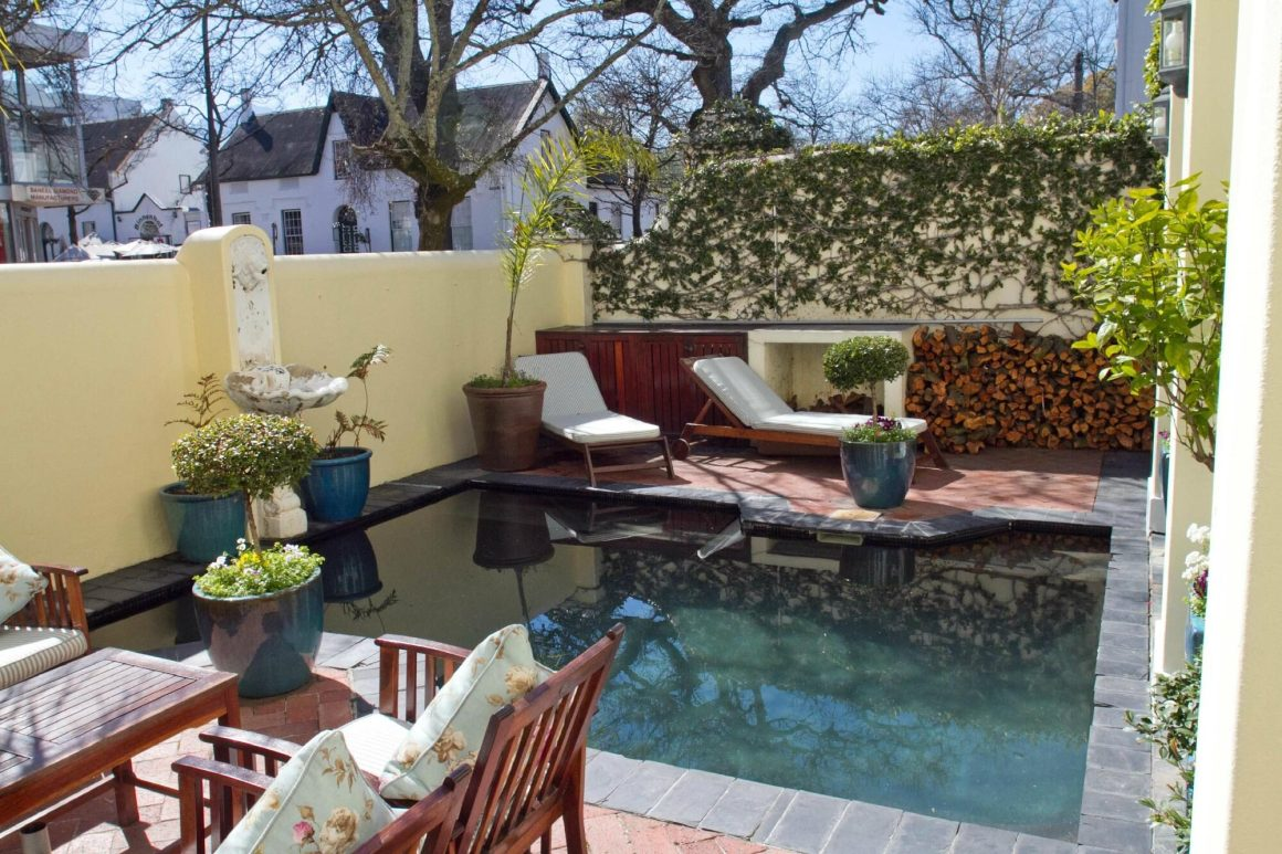 Eendracht Hotel & Apartments – award-winning accommodation in Stellenbosch  - Home Food and Travel