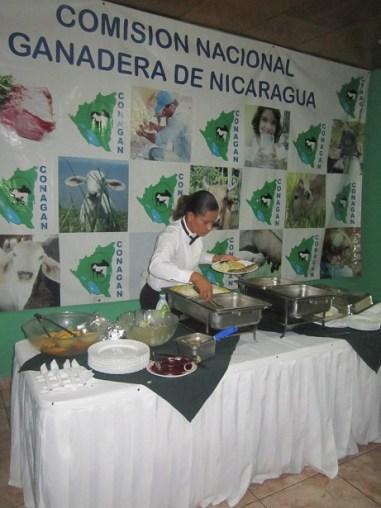 Banquetes en managua Ofrecido a CONAGAN (1)