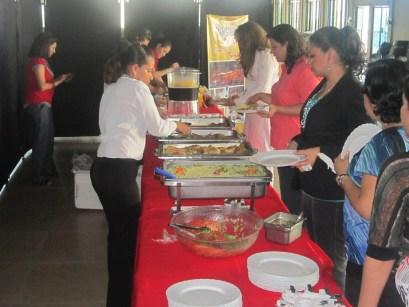 Servicio Banquetes en managua