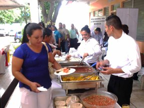Evento de comidas tipicas de Nicaragua (17)