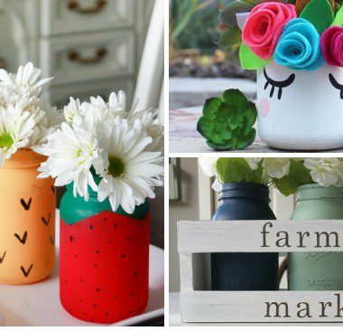 Photos of Mason Jar Decorations