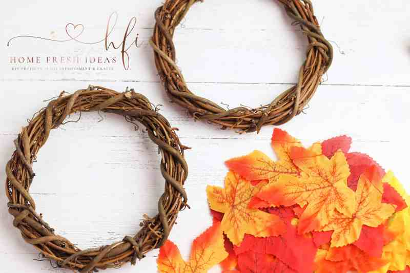 wreaths that haven't been made yet
