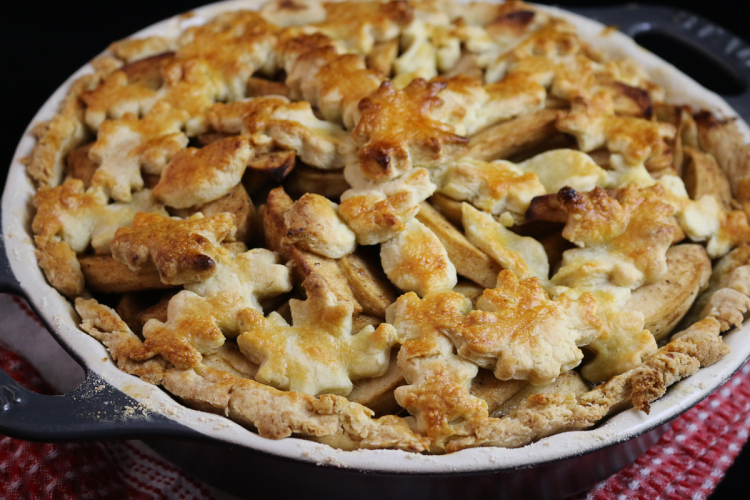 Simply Delicious Apple Pie
