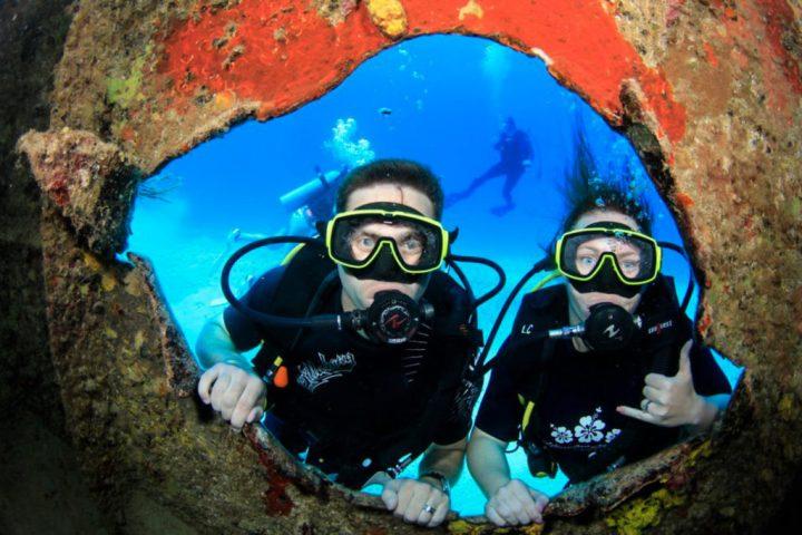 Food Exploring :: Under the Sea in Nassau